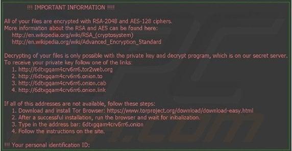 Locky Ransomware es mortal! Aquí está todo lo que usted debe saber sobre este virus. 2