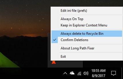 La herramienta Fijador de rutas largas solucionará errores de rutas demasiado largas en Windows 10