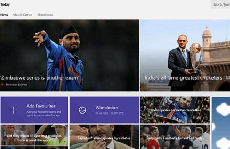 5 mejores aplicaciones deportivas para Windows 10 3