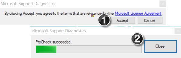 La aplicación Mail and Calendar de Windows 10 se bloquea o no funciona
