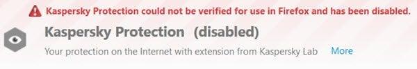Cómo permitir la instalación de extensiones no firmadas en Firefox