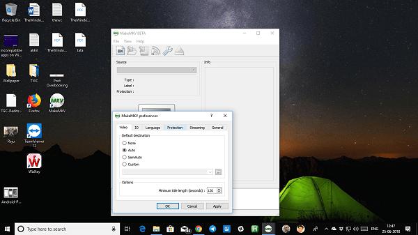 Cómo reproducir discos Blu-ray en Windows 10 2