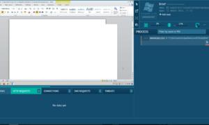 Any.run es una herramienta interactiva de análisis de malware en línea