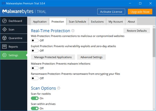 Revisión de Malwarebytes 3.0 y nuevas características: Anti-malware para PC con Windows