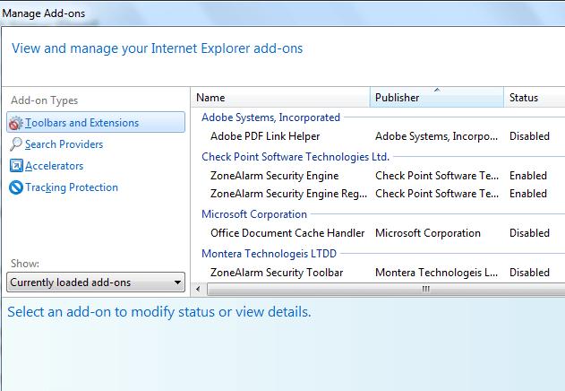 Cómo reparar Internet Explorer