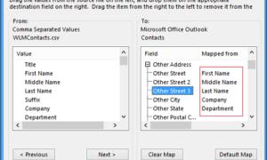 Cómo importar contactos de People App a Microsoft Outlook