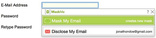 Ventajas de enmascarar la dirección de correo electrónico frente al uso de ID de correo electrónico temporales