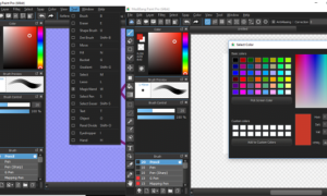 MediBang Paint es una impresionante alternativa de Photoshop Dibujo freeware para Windows