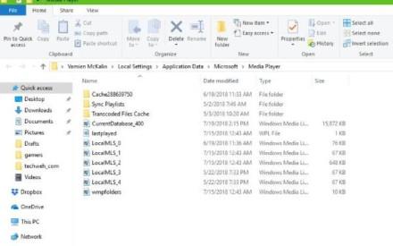 El Reproductor de Windows Media no está reproduciendo la Lista de reproducción de música