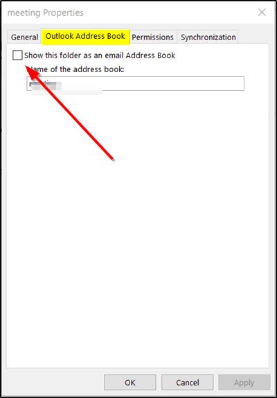 Cómo restaurar la información de contacto en la Libreta de direcciones de Outlook