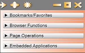 El Classic Browser utiliza el motor Chromium y es altamente configurable.