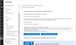 Microsoft Defender ATP para macOS para empresas