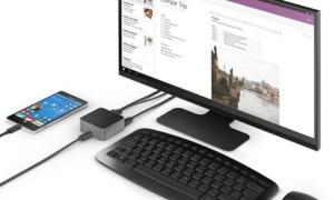 Muelle de visualización de Microsoft: Convierte tu Lumia Phone en un PC con Windows 10
