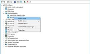 Corregir el problema de los gráficos de Microsoft Edge en Windows 10