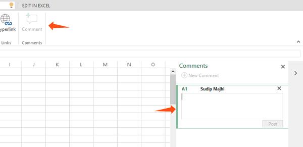 Consejos y trucos de Microsoft Excel Online para ayudarle a empezar