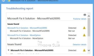 Habilitar el registro de Microsoft Installer y el registro de Verbose en Windows