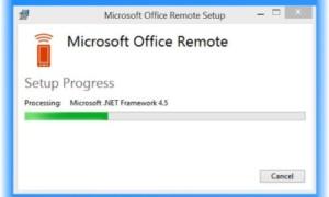 Configuración de Microsoft Office Remote PC: Control Office en su PC con Windows Phone durante las presentaciones