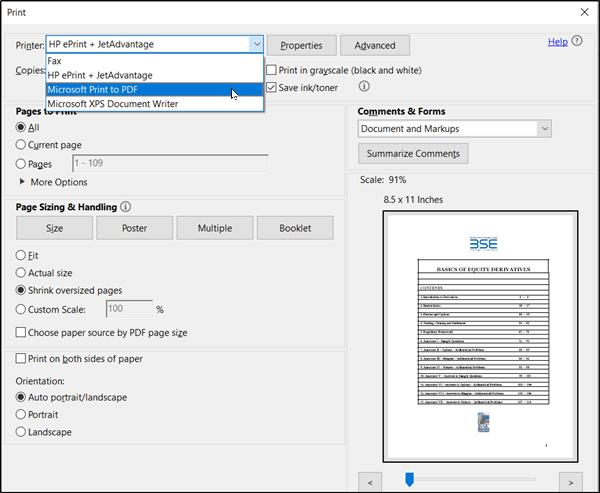 El texto en PDF desaparece al editar o guardar un archivo en Windows 10 1