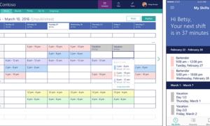 Office 365 obtiene Tap en Word, Excel Maps, QuickStarter y otras nuevas características