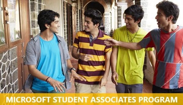 Programa de asociados de Microsoft Student 1