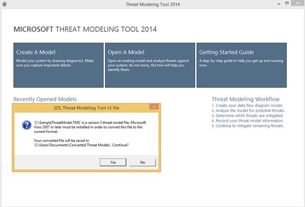 Herramienta de modelado de amenazas de Microsoft: Nuevas características y descargas 1
