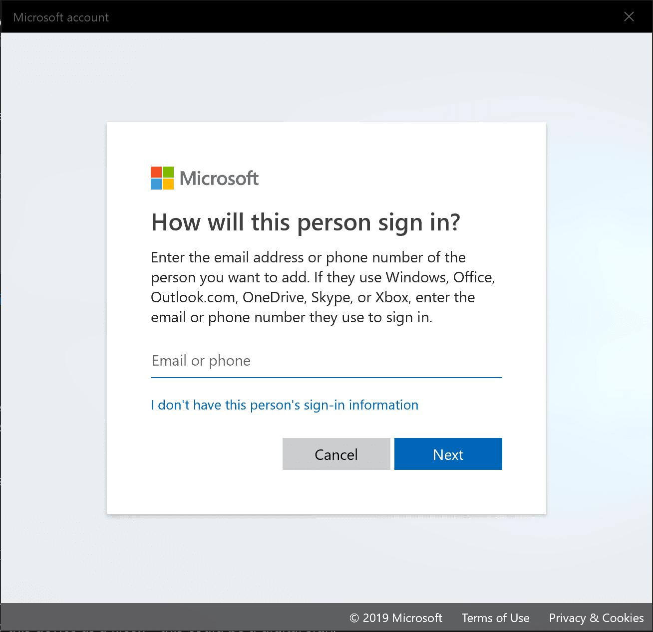 Cómo configurar una cuenta de usuario sin contraseña en Windows 10