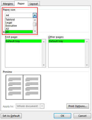 Cómo crear un folleto o un libro con Microsoft Word