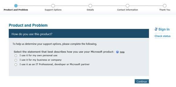 Servicio de diagnóstico de Microsoft: Un portal de autoayuda para solucionar problemas