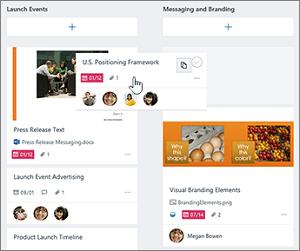 Cómo crear cubos para clasificar tareas en Microsoft Planner 3