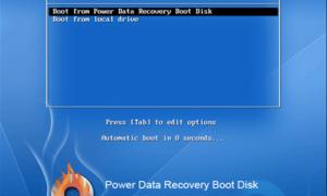 MiniTool Power Data Recovery Free recupera datos borrados de particiones dañadas