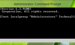 Corrección: Faltan cuentas de usuario después de actualizar a Windows 8.1