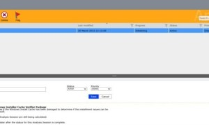 Toubleshoot: Faltan archivos de la caché del instalador de Windows