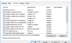 La tecla Windows o WinKey no funciona en Windows 10