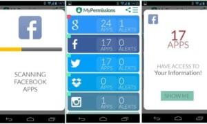 MisPermisos: Escanear los permisos de las aplicaciones de los sitios web sociales
