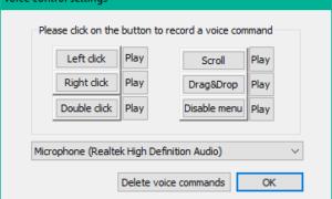 NPointer: Controla tu ordenador mediante Gestos y comandos de voz
