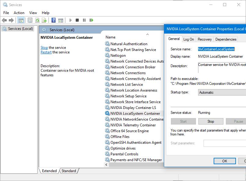 Cómo corregir que el Panel de control de NVIDIA no se abra en Windows 10