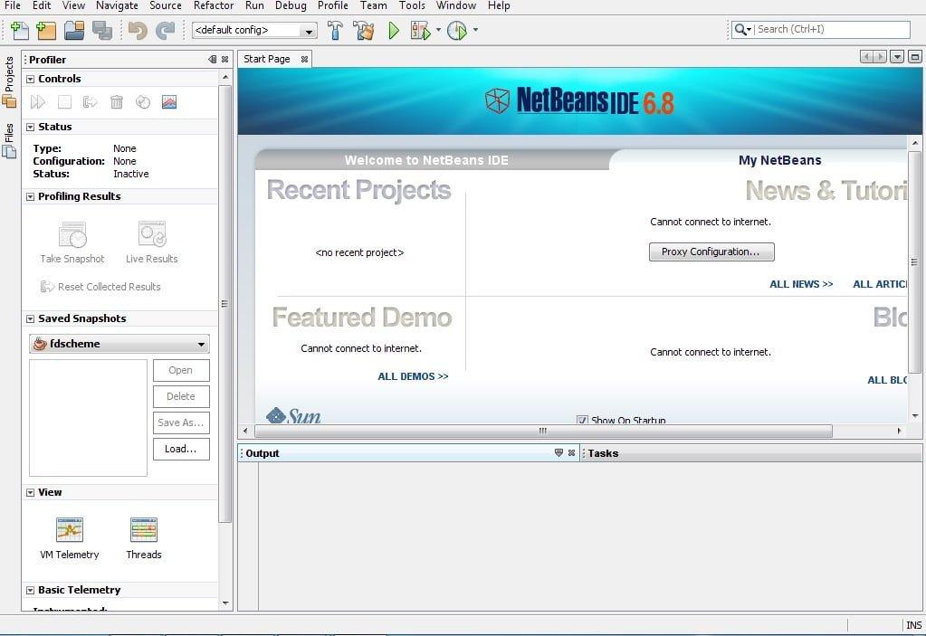 Introducción a Netbeans IDE: Lenguaje de programación New Age