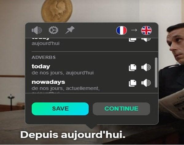 Aprende idiomas extranjeros mientras ves Netflix usando esta extensión del navegador