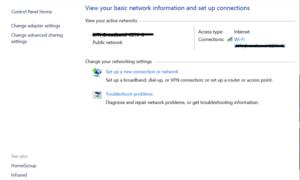 Corregir error de Windows Update 0x80070422