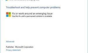 Windows 10 con el software VPN instalado no puede detectar la red inalámbrica