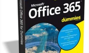 Descarga Office 365 para tontos (valor de $13) GRATIS por tiempo limitado