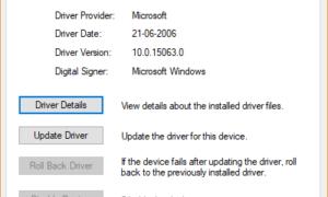 ¿Por qué los controladores de dispositivos de Windows 10 siguen siendo de 2006?