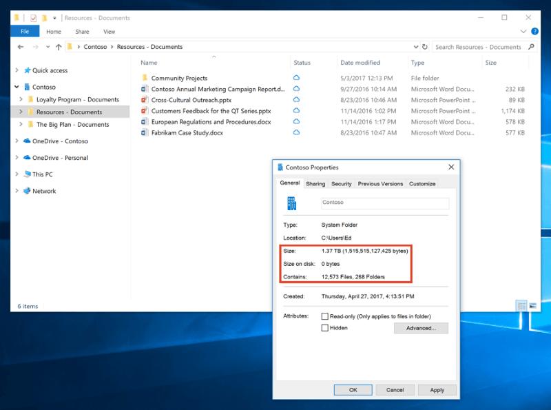 Cómo activar y activar archivos de OneDrive bajo demanda en Windows 10
