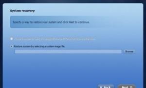 Recuperación de OneKey de AOMEI: Crear una partición de recuperación de fábrica para PC con Windows