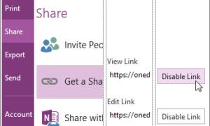 Cómo cambiar los permisos de un portátil en OneDrive