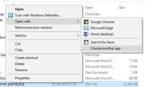 Cómo desactivar el visor de PDF incorporado de Chrome