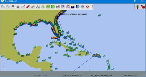 OpenCPN pretende ofrecer una navegación de calidad en alta mar 3