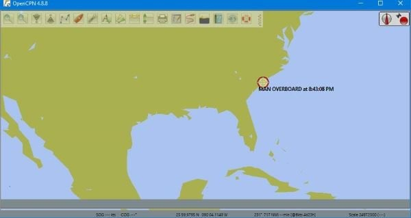 OpenCPN pretende ofrecer una navegación de calidad en alta mar 1