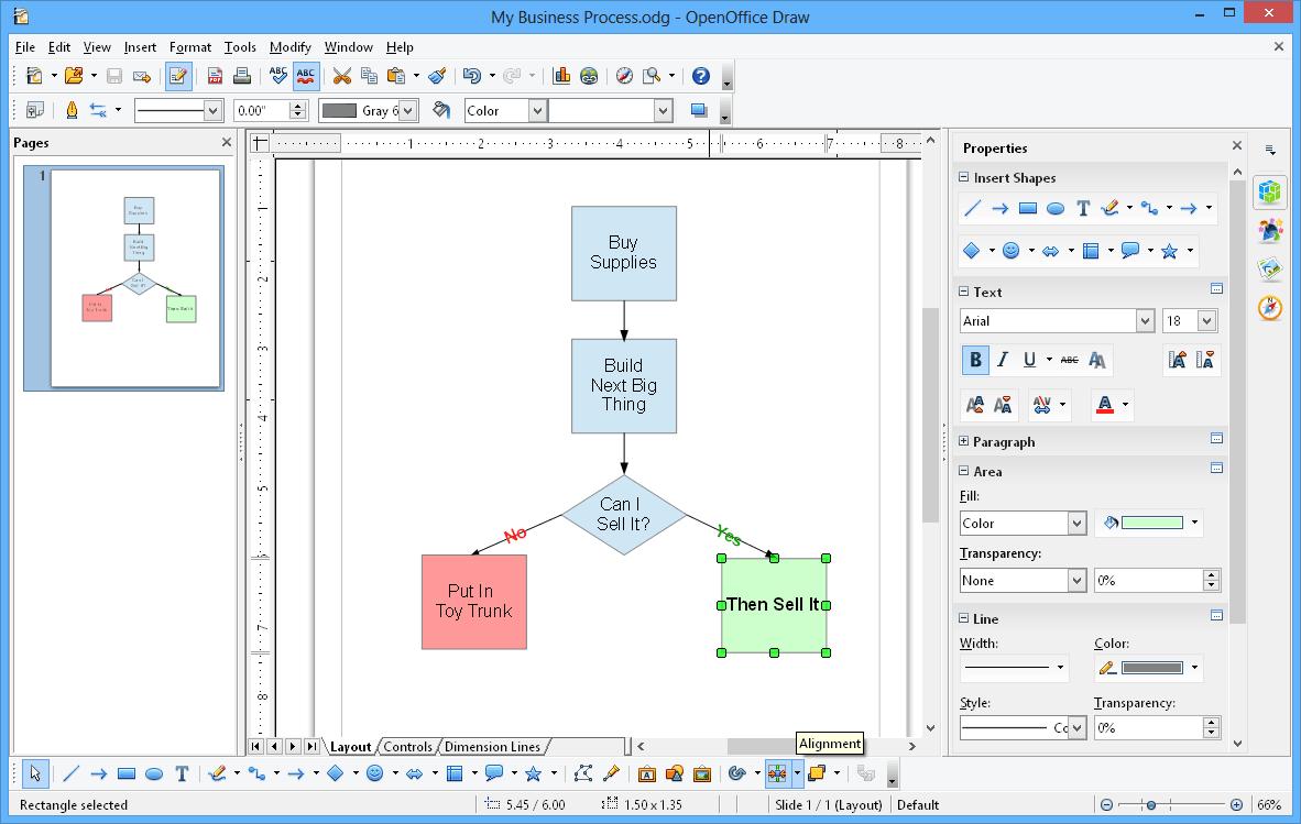 Las mejores herramientas gratuitas de creación de diagramas de flujo en línea 1