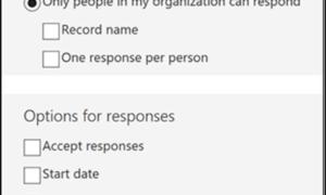 Cómo crear un formulario en Microsoft Forms y ajustar sus opciones